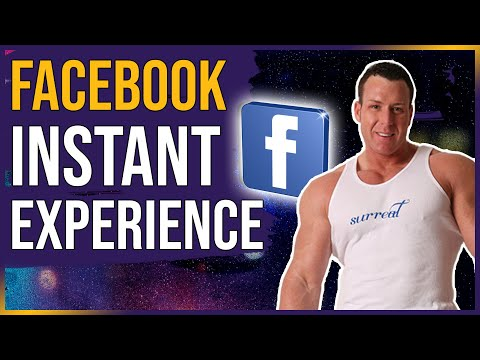 👨🏫 Facebook Instant Experience | Step by Step Tutorial thumbnail
