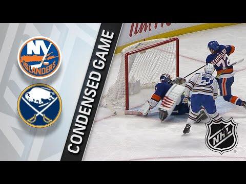 02/08/18 Condensed Game: Islanders @ Sabres