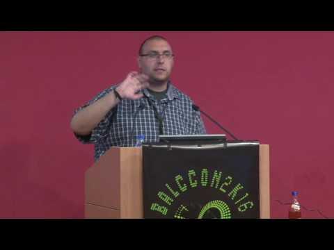 BalCCon2k16 - Tonimir Kisasondi - Exploring the IoT attack surface