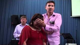 Blurred vision healed in Jesus' name - John Mellor Healing Evangelist