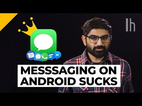 The Best Messaging Apps On Android Still Can't Top IMessage