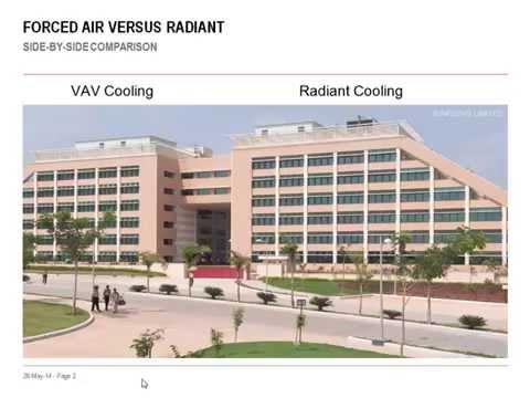 Webinar: VAV vs Radiant Cooling