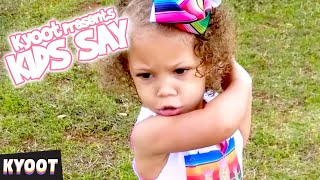 Kids Say The Darndest Things 100 | Funny Videos | Cute Funny Moments
