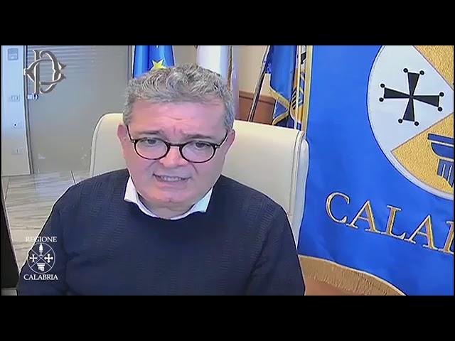 Sanità, Spirlì alla Camera: «Basta commissariamento, i calabresi possono amministrarsi da soli»Video