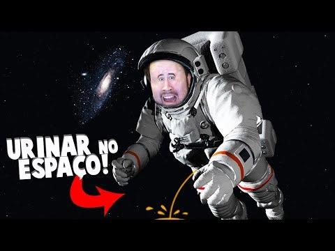 URINAR NO ESPAÇO...!!!   Breathedge (Jogo Survival no Espaço)