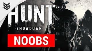 Как «не» следует играть в HUNT: Showdown