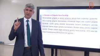 44) Klimatoloji Sıcaklık - III - Mehmet Zor (2017)