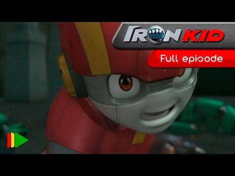 Iron Kid (English) - 14 - To The Iron Tower