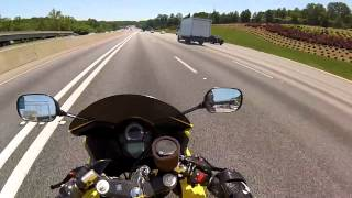 How to: Ride a Motorcycle on the Highway