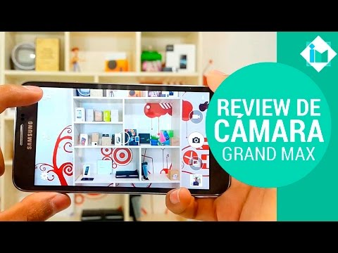 Samsung Galaxy Grand Max - Review de cámara