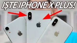 YENİ iPHONE Xs Max VE iPHONE Xr —Tasarım inceleme ve beklentiler.