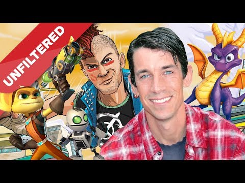The Stories Behind Spider-Man, Ratchet & Clank Plus More With Ted Price - IGN Unfiltered 35