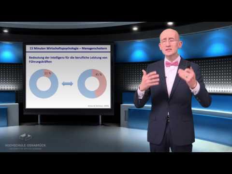 Managerscheitern '15 Minuten Wirtschaftspsychologie' Prof. Dr. Kanning (1080p)