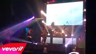 ( HEBOH!!! ) KUBURAN Feat. Armand - NAKAL (GIGI Cover) | Live at Liquid Cafe Jogja