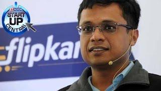 Flipkart's Success Mantra : Sachin Bansal | ET Now Startup Central