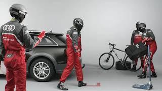 Suport bicicleta original - Autoworld Audi