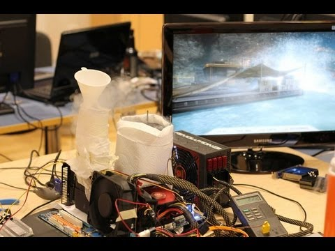 Extreme Overclocking Event Estonia (2009) (1080p) HD!