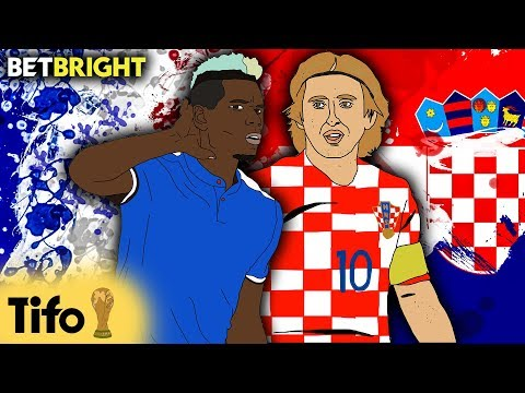 FIFA World Cup 2018™ Final Preview: France vs Croatia
