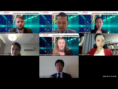 Young Lawyers: The Role of Lawyers in the Fourth Industrial Revolution and the After COVID-19 era