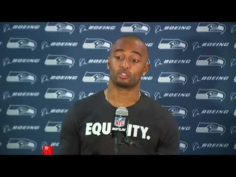 Seahawks Wide Receiver Doug Baldwin Week 7 Postgame Press Conference