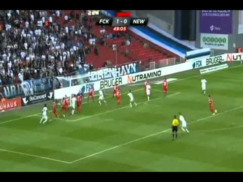 Europa League - FC Copenhagen (DEN) vs Newtown FC  (WAL) 16/07/2015 Full Match