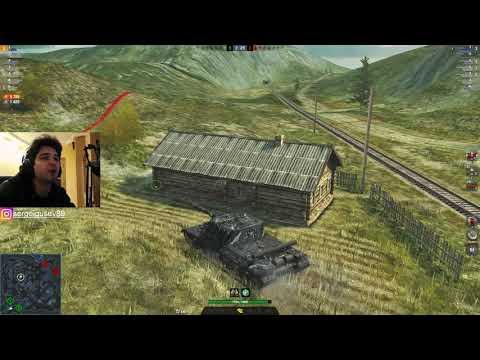 WoT Blitz - Первая ПТ-САУ танкиста.За и против Объект 268- World Of Tanks Blitz (WoTB)