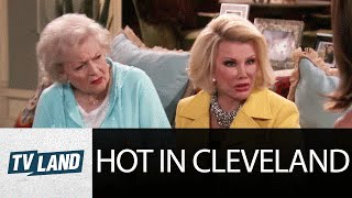 Hot in Cleveland Highlight: Joan Rivers Plays Betty White