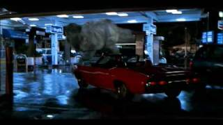 Jurassic Park:The Lost World-T-rex attack in San Diego