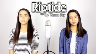 Riptide (Vance Joy) Live Cover by CaleonTwins