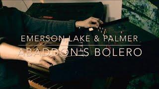 Abaddon's Bolero - Emerson,Lake & Palmer(1977年) 日本版で訳すと曲名...