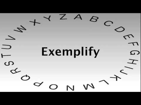 SAT Vocabulary Words And Definitions U2014 Exemplify