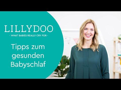tipps-zum-gesunden-babyschlaf- -informationen-von-lillydoo-kinderärztin-ariane