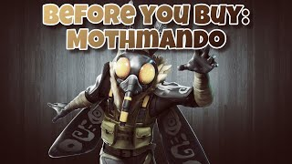 Fortnite MothMando Skin Review | Before You Buy | In Game Included