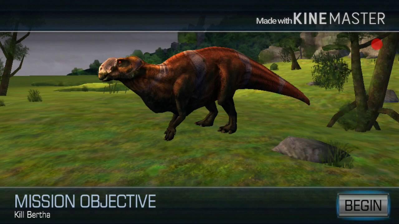 Dino hunter(mods): region 5- Quẩy chứ còn làm gì nữa hahahaha