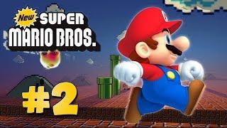 MARIO DE KINDERHELD - New Super Mario Bros. DS #2