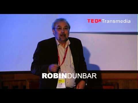 Laughter, love and social cohesion: Robin Dunbar at TEDxTransmedia 2013