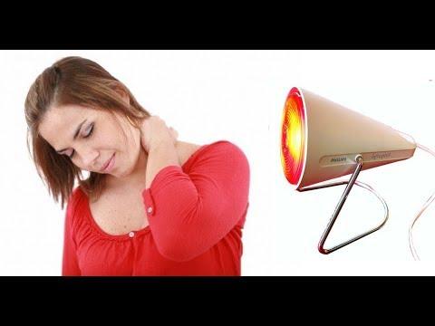 InfraRed Lamp से घर में करे जोड़ों का दर्द का इलाज.