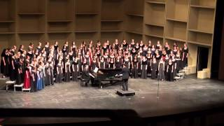 06 Children Go Where I Send Thee - CA ACDA All-State Choir Women s choir 2014