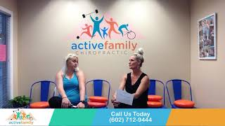 Active family chiropractic | Subluxation Free | Heather