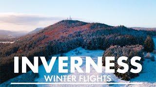 Inverness Winter Flights