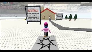 Roblox- qa's game (name is just some random letters)