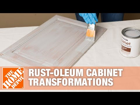 Rust Oleum Cabinet Transformations Wood Refinishing System   The Home Depot