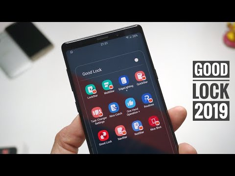 Consigue Good Lock 2019 para tu Samsung con Android Pie