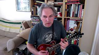 The Castle Jig on mandolin