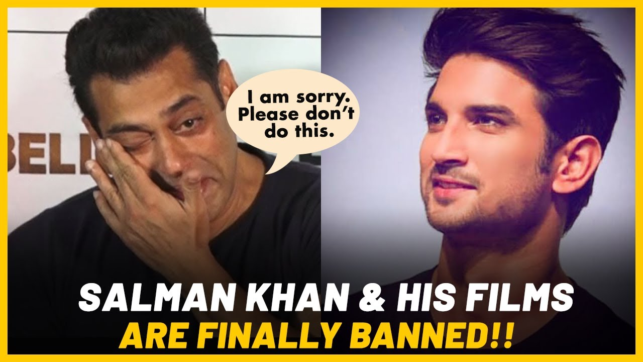 Download Salman Khan is Finally Banned | Sushant's Angry Fan