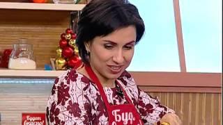 Будет вкусно 17/01/2017 GuberniaTV