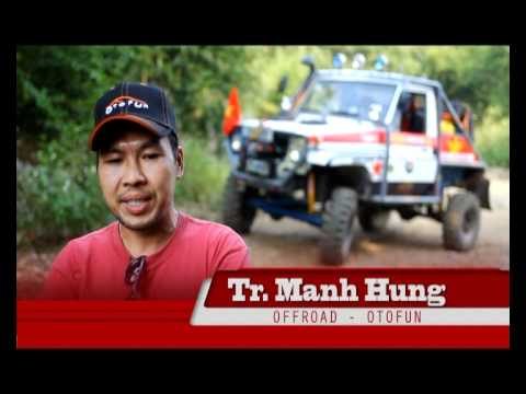 Việt Nam lần đầu tiên thi đấu offroad tại Malaysia