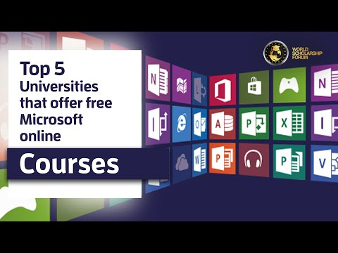 Top 5 Universities that offer free Microsoft Online Courses 2020