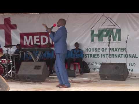 Pastor Aloysious Bujjingo = Speaking A New Tangue - Sun.1st Jan 2017