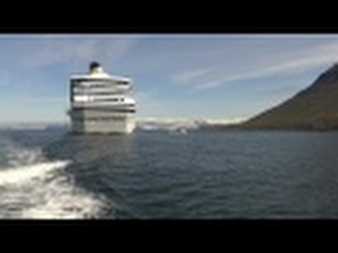 Cruise to Iceland in 4K (UHD)